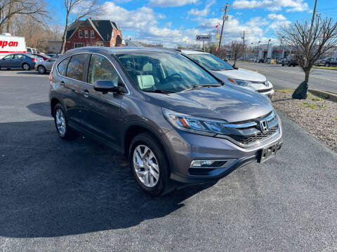 2016 Honda CR-V for sale at AFFORDABLE IMPORTS in New Hampton NY