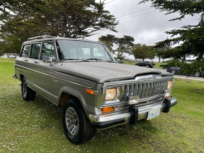 1980 Jeep Wagoneer for sale at Dodi Auto Sales in Monterey CA