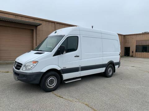 2013 Mercedes-Benz Sprinter Cargo for sale at Certified Auto Exchange in Indianapolis IN