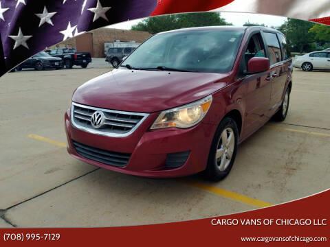 2011 Volkswagen Routan for sale at Cargo Vans of Chicago LLC in Mokena IL