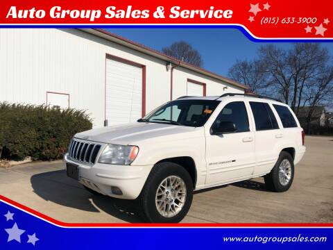 2002 Jeep Grand Cherokee for sale at Auto Group Sales in Roscoe IL