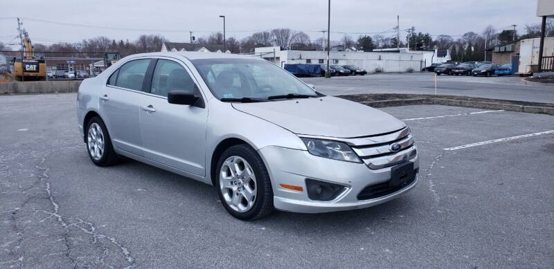 2010 Ford Fusion for sale at iDrive in New Bedford MA