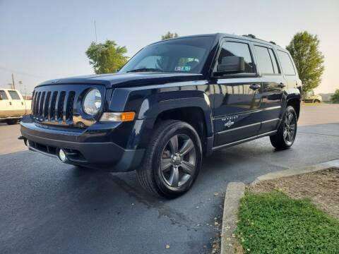 2013 Jeep Patriot for sale at Boardman Auto Exchange in Youngstown OH