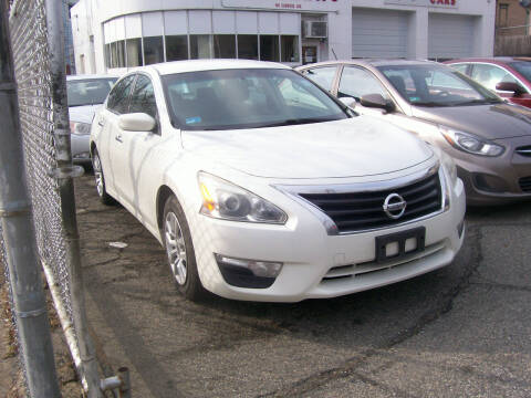 2014 Nissan Altima for sale at Dambra Auto Sales in Providence RI