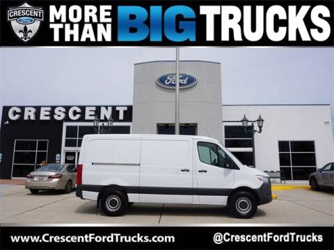 2019 Mercedes-Benz Sprinter Cargo for sale at Crescent Ford in Harahan LA