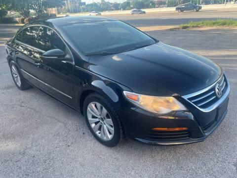 2012 Volkswagen CC for sale at Austin Direct Auto Sales in Austin TX