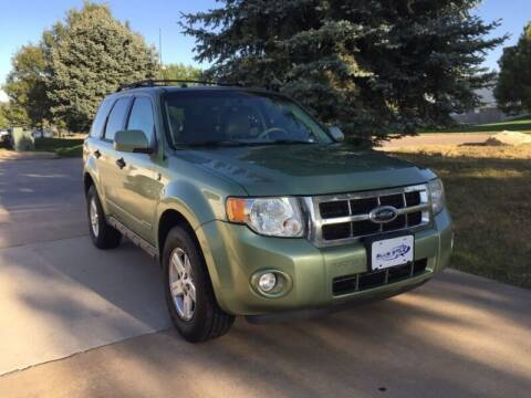 2008 Ford Escape Hybrid for sale at Tobias of Blue Star Auto Group in Frederick CO