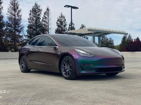 2019 Tesla Model 3 for sale at BSL Bay Sport & Luxury in Redwood City CA