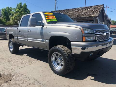 2007 Chevrolet Silverado 1500 Classic for sale at Devine Auto Sales in Modesto CA
