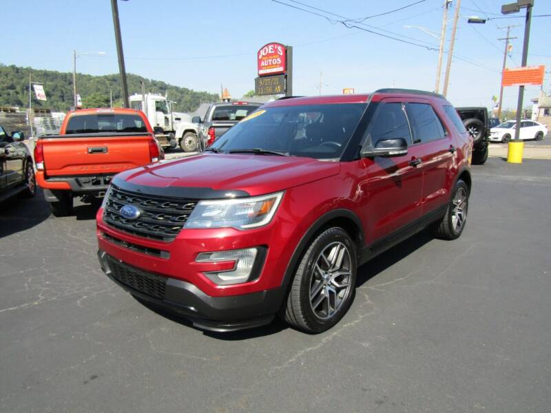 2016 Ford Explorer for sale at Joe's Preowned Autos 2 in Wellsburg WV