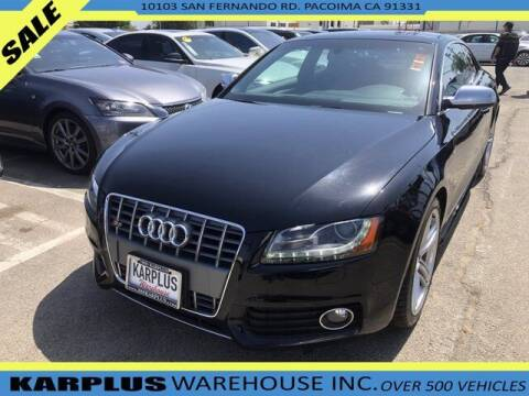 2011 Audi S5 for sale at Karplus Warehouse in Pacoima CA