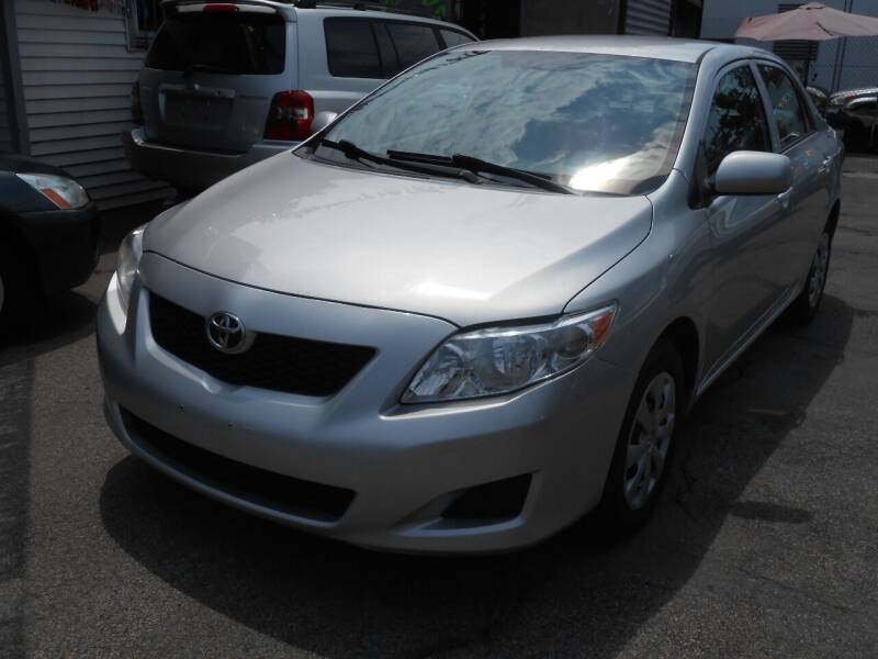 2010 Toyota Corolla for sale at N H AUTO WHOLESALERS in Roslindale MA