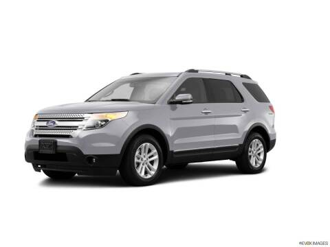 2014 Ford Explorer for sale at Winchester Mitsubishi in Winchester VA
