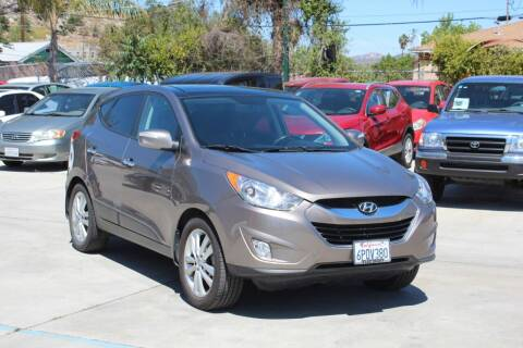 2011 Hyundai Tucson for sale at Car 1234 inc in El Cajon CA