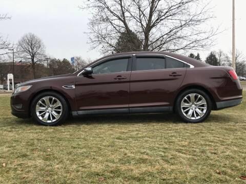 2010 Ford Taurus for sale at Motors Inc in Mason MI
