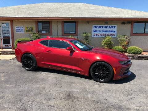 2017 Chevrolet Camaro for sale at Northeast Motor Company in Universal City TX
