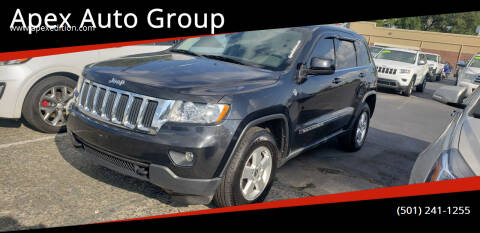 2011 Jeep Grand Cherokee for sale at Apex Auto Group in Cabot AR