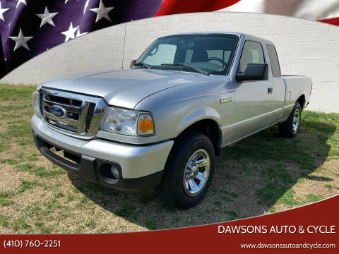 2011 Ford Ranger for sale at Dawsons Auto & Cycle in Glen Burnie MD