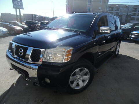 2006 Nissan Armada for sale at VEST AUTO SALES in Kansas City MO