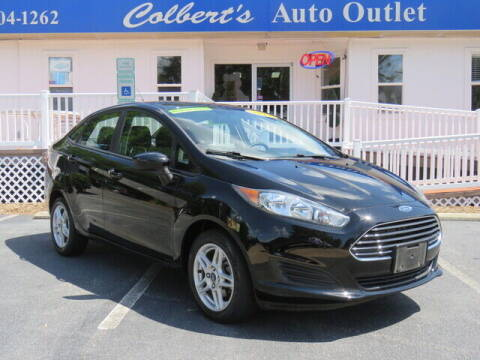 2017 Ford Fiesta for sale at Colbert's Auto Outlet in Hickory NC