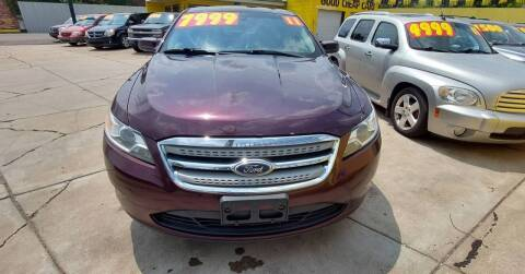 2011 Ford Taurus for sale at Frankies Auto Sales in Detroit MI