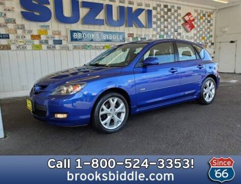2007 Mazda MAZDA3 for sale at BROOKS BIDDLE AUTOMOTIVE in Bothell WA