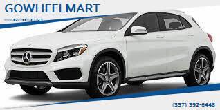 2015 Mercedes-Benz GLA for sale at GOWHEELMART in Leesville LA