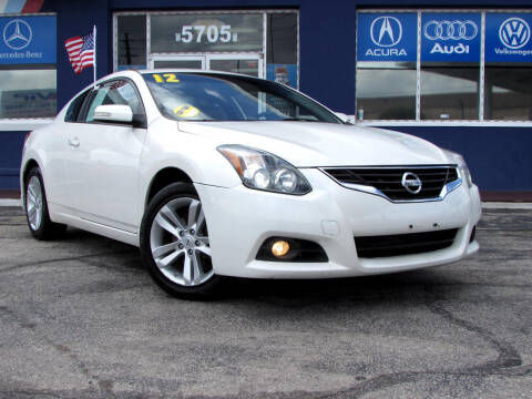 2012 Nissan Altima for sale at Orlando Auto Connect in Orlando FL