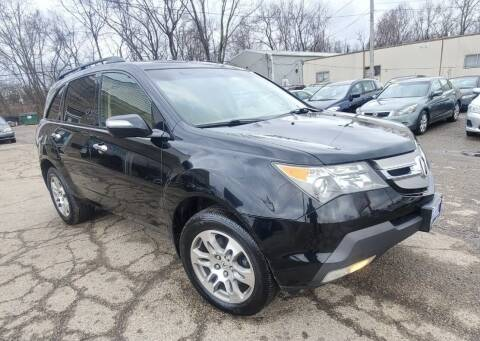 2008 Acura MDX for sale at Nile Auto in Columbus OH