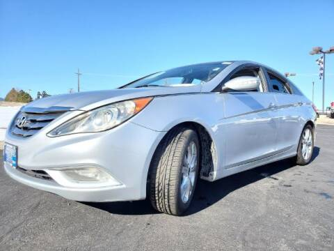 2012 Hyundai Sonata for sale at Lakeside Auto Brokers Inc. in Colorado Springs CO