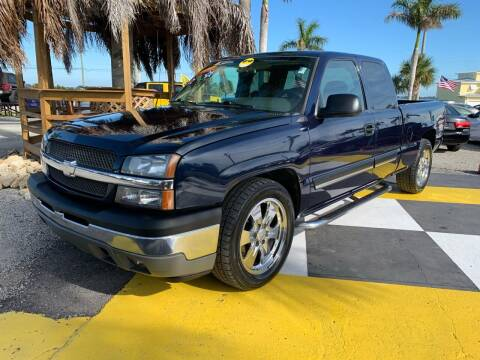 2005 Chevrolet Silverado 1500 for sale at D&S Auto Sales, Inc in Melbourne FL