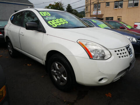 2009 Nissan Rogue for sale at M & R Auto Sales INC. in North Plainfield NJ