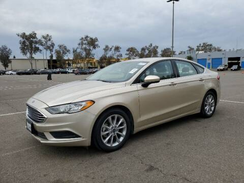 2017 Ford Fusion for sale at A.I. Monroe Auto Sales in Bountiful UT