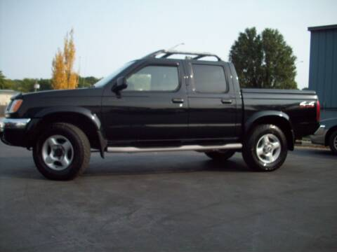 2000 Nissan Frontier for sale at Whitney Motor CO in Merriam KS