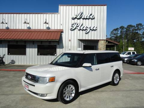 2011 Ford Flex for sale at Grantz Auto Plaza LLC in Lumberton TX