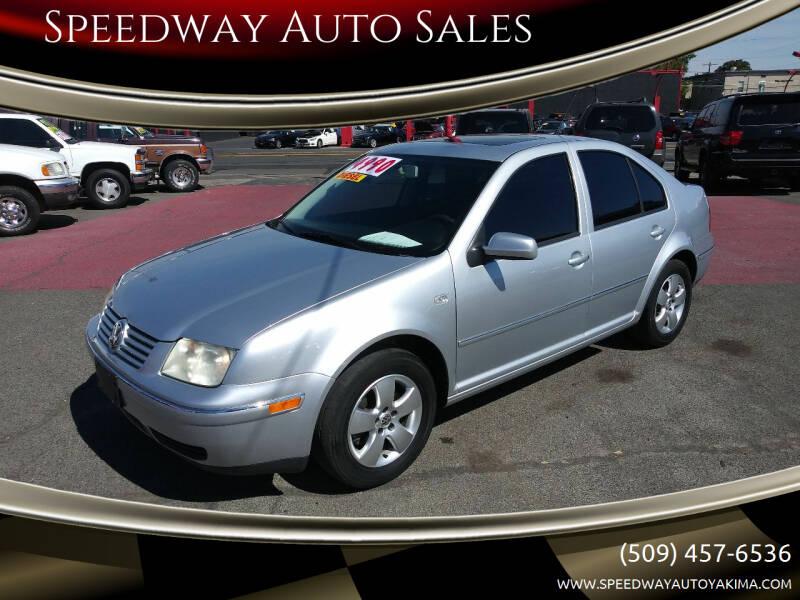 2005 Volkswagen Jetta for sale at Speedway Auto Sales in Yakima WA
