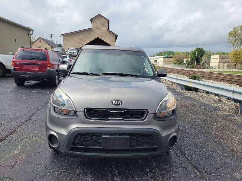 2013 Kia Soul for sale at Discovery Auto Sales in New Lenox IL