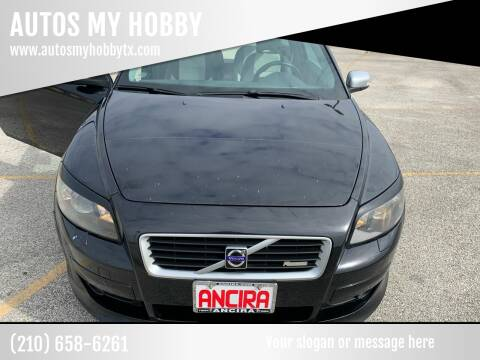 2009 Volvo C30 for sale at AUTOS MY HOBBY in Converse TX