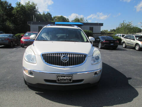 2012 Buick Enclave for sale at Olde Mill Motors in Angier NC