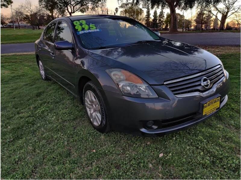 2009 Nissan Altima for sale at D & I Auto Sales in Modesto CA