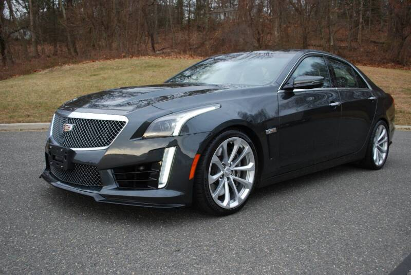 2016 Cadillac CTS-V for sale at New Milford Motors in New Milford CT