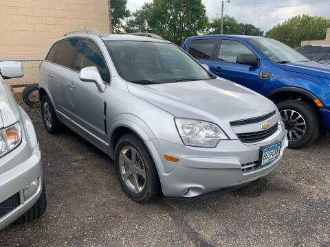 2013 Chevrolet Captiva Sport for sale at BEAR CREEK AUTO SALES in Rochester MN