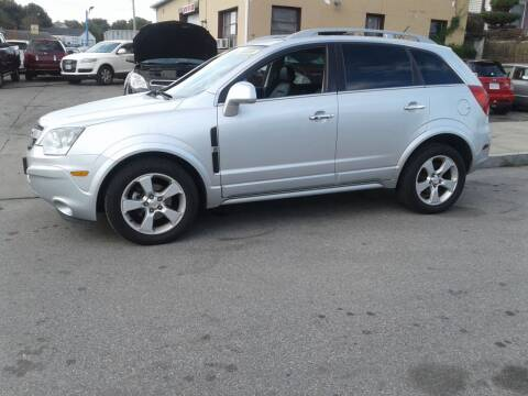 2015 Chevrolet Captiva Sport for sale at Nelsons Auto Specialists in New Bedford MA