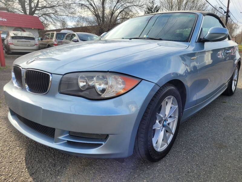 2010 BMW 1 Series for sale at Ace Auto Brokers in Charlotte NC