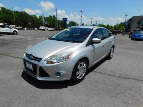 2012 Ford Focus for sale at Paniagua Auto Mall in Dalton GA