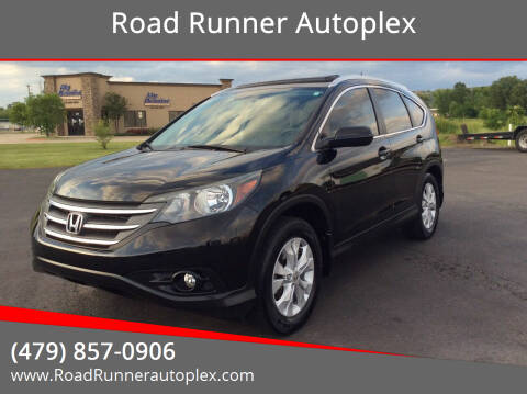 2014 Honda CR-V for sale at Road Runner Autoplex in Russellville AR