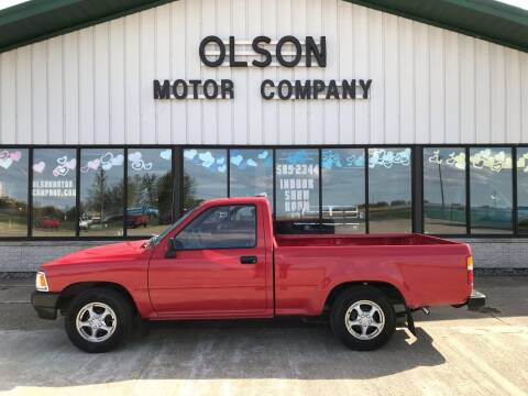 1994 Toyota Pickup for sale at Olson Motor Company in Morris MN