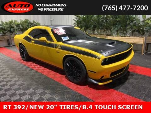 2017 Dodge Challenger for sale at Auto Express in Lafayette IN