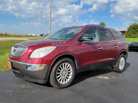 2010 Buick Enclave for sale at Tumbleson Automotive in Kewanee IL