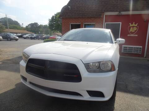 2013 Dodge Charger for sale at AP Automotive in Cary NC